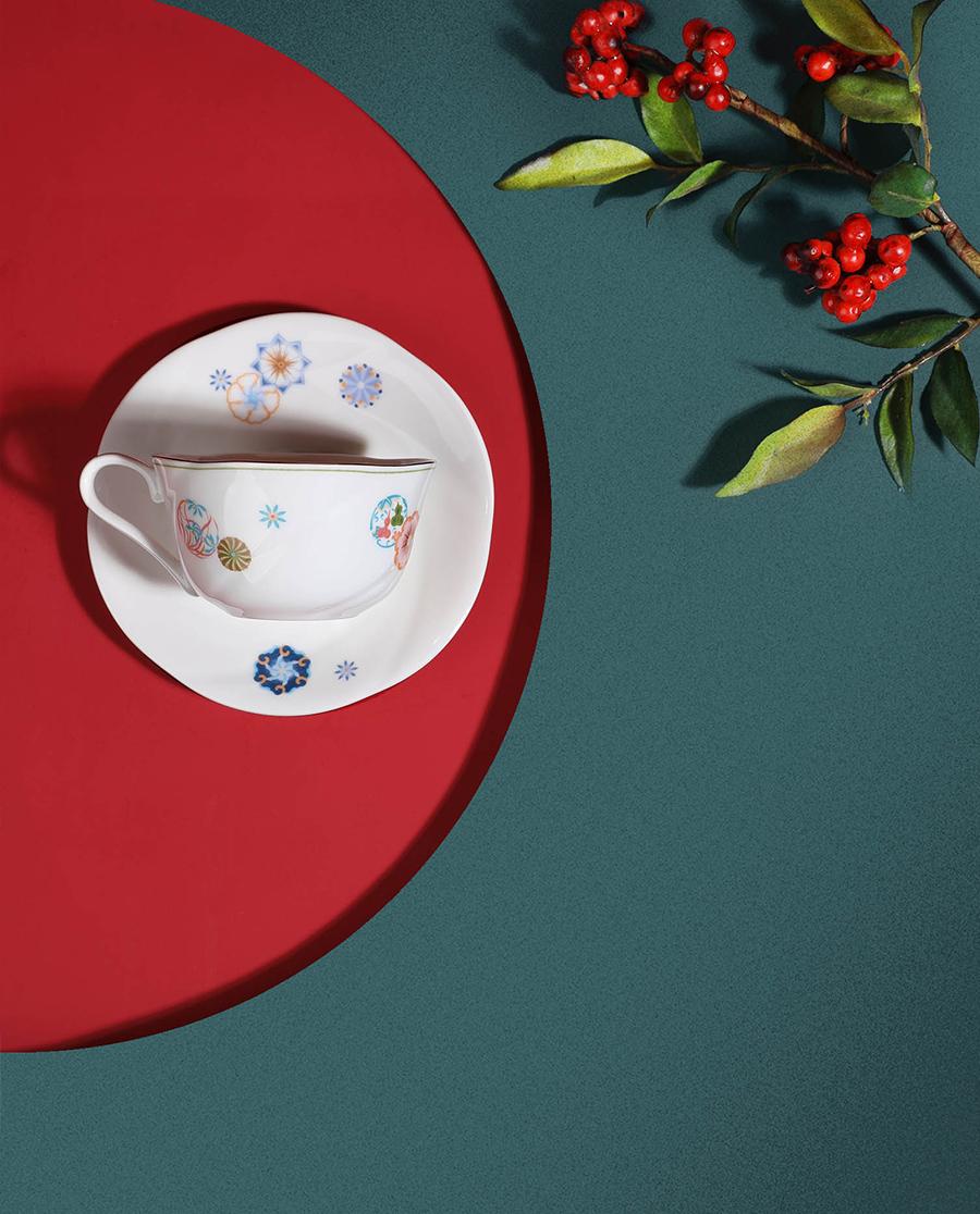 EMPERORIENT配饰|皇锦咖啡杯礼盒HJ43309