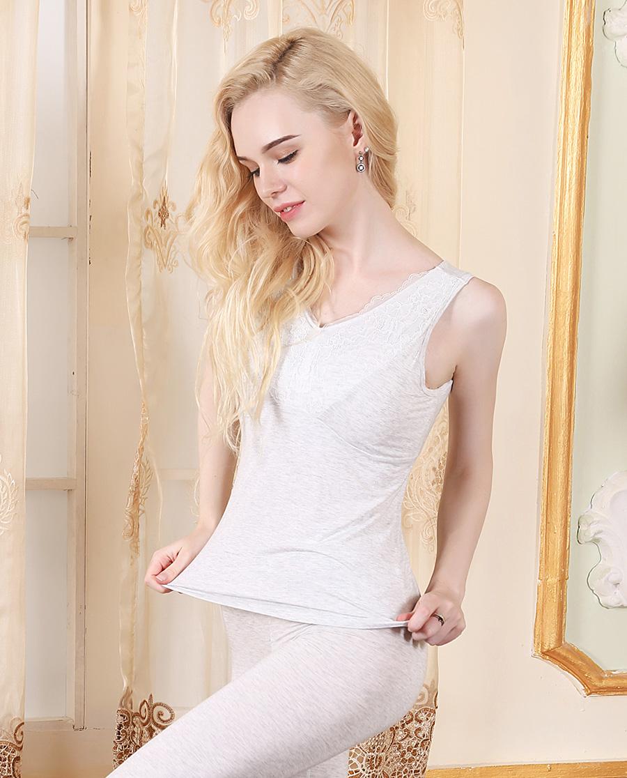 爱慕义乳保暖|无袖上衣ALB12010