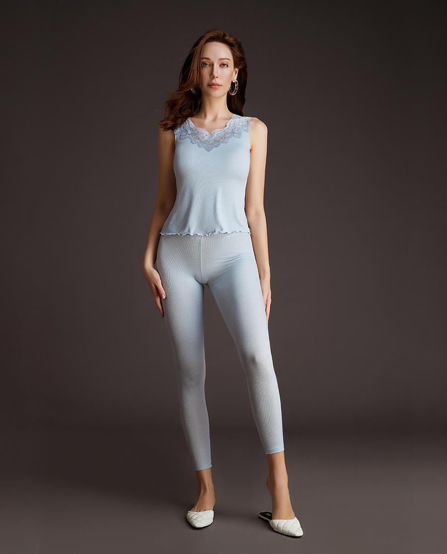 La Clover保暖|兰卡文纯净如风系列长裤LC73NF1