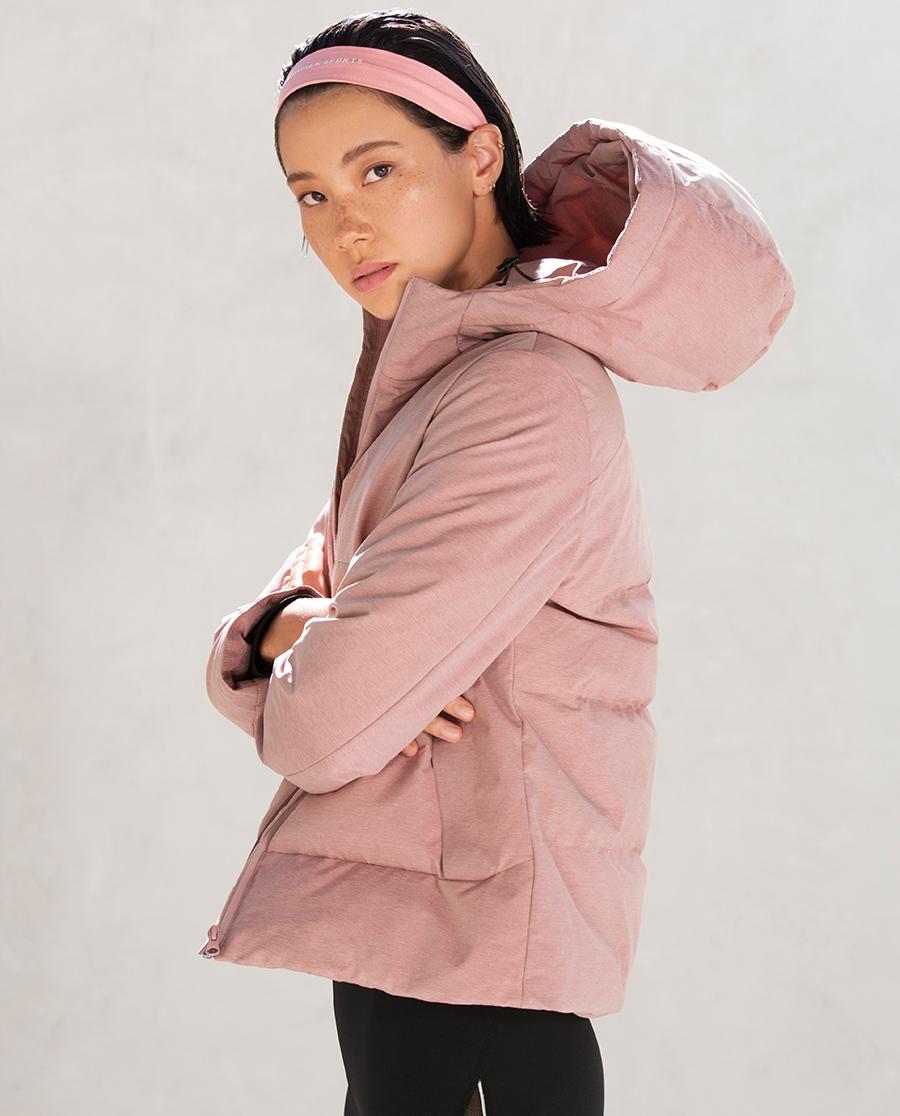 Aimer Sports睡衣|爱慕运动运动派对II短款羽绒服AS144