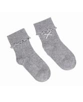 爱慕儿童袜子女孩荷叶边童袜AK1944568