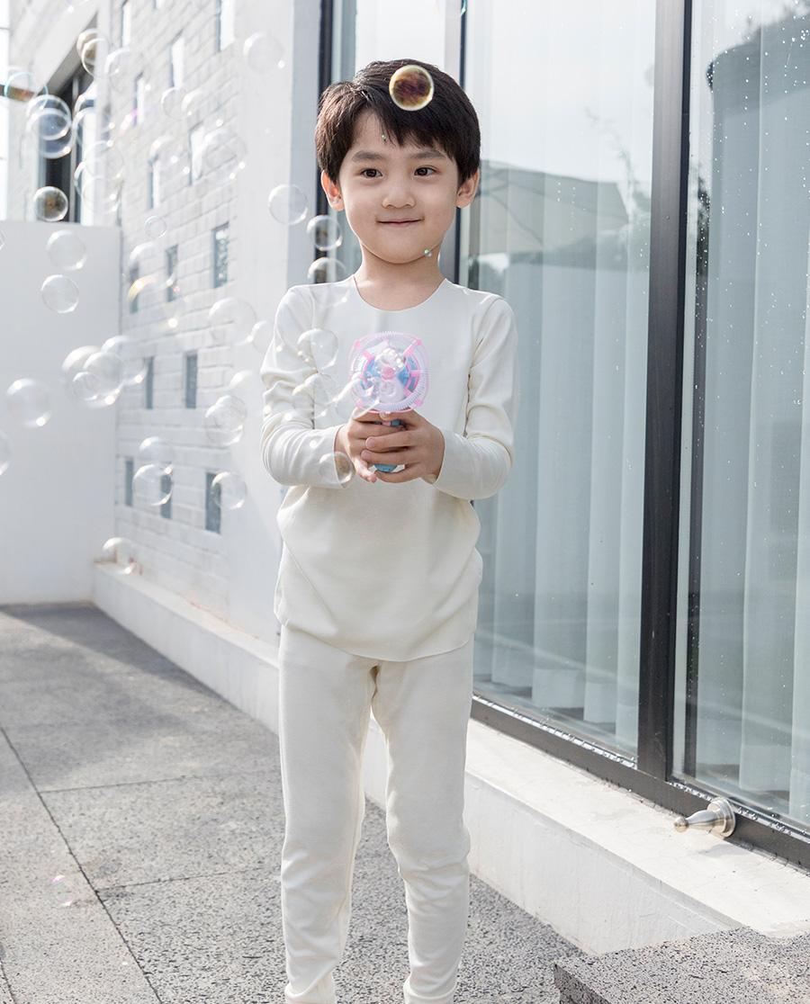 爱慕儿童牛奶长裤AK3732491