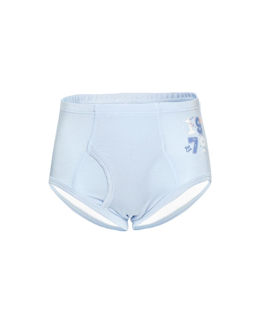 Aimer Kids内裤 爱慕儿童天使小裤MODAL印花男孩全能球