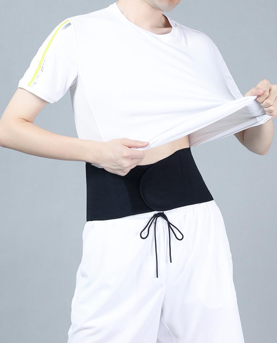 Aimer Men运动装 爱慕先生21SS运动腰封支撑腰封NS68