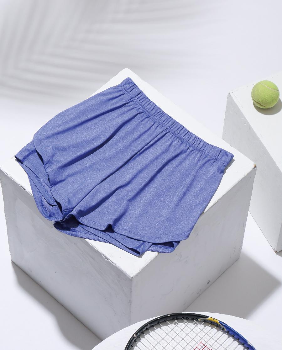 爱慕义乳运动装|爱慕义乳跃动运动短裤JS914542