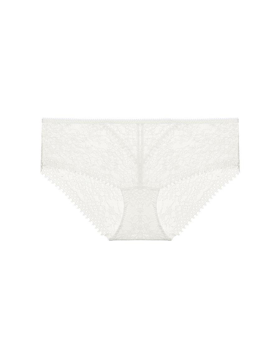 Aimer Basic内裤| 爱慕蕾丝小裤Free Lace中腰平角