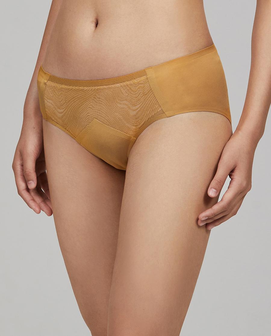 Aimer CHUANG内裤| 爱慕·CHUANG轻感系列低腰三角裤C