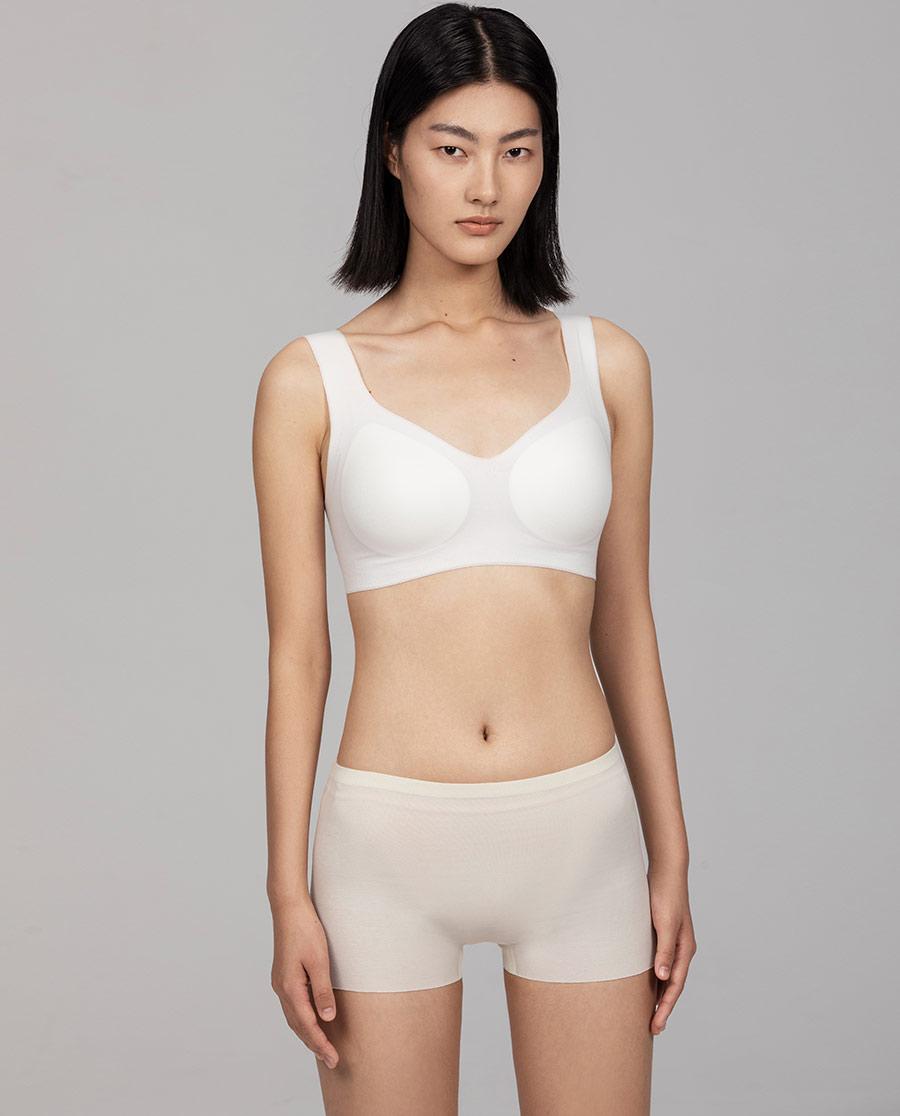 爱慕·CHUANG包容系列中腰四角裤CA230202
