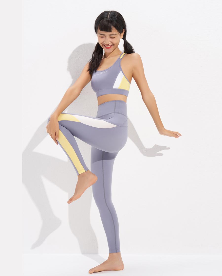 IMIS运动装|爱美丽动感旋律高腰紧身长裤IM64BBP
