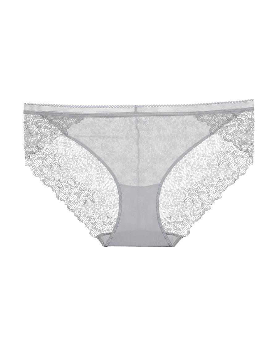 IMIS内裤|爱美丽在线V-一见钟情3件装蕾丝低腰平角