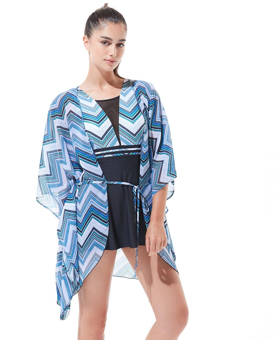 Aimer泳衣|爱慕一米阳光系带沙滩装AM604331