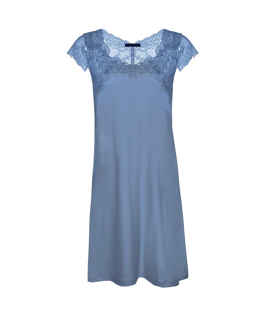 La Clover睡衣|兰卡文蜜语系列小袖睡裙LC44QC1