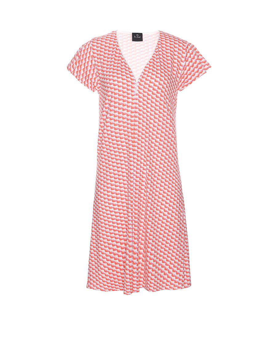 Le Chat睡衣|烈焰幻魅系列短袖睡裙LEVT140