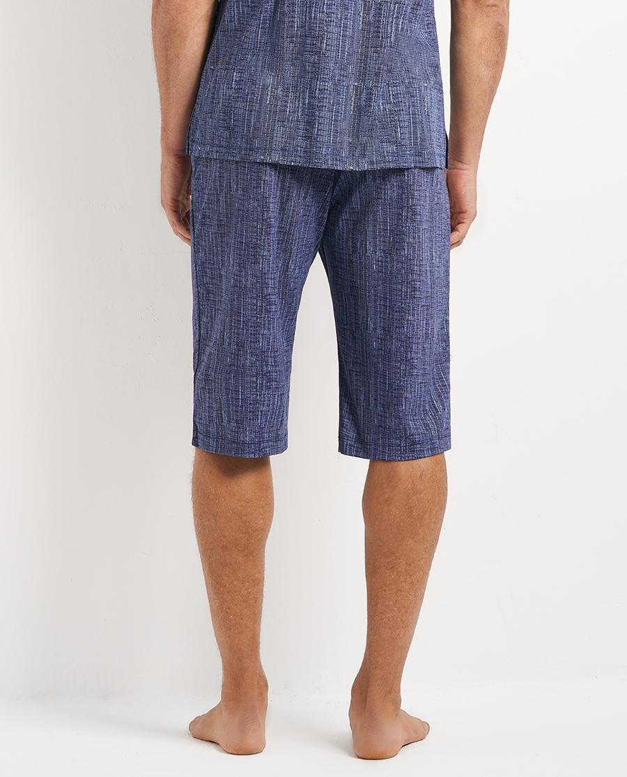 Aimer Men睡衣|爱慕先生20SS舒爽棉麻短裤NS42D7