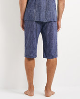 爱慕先生20SS舒爽棉麻短裤NS42D752