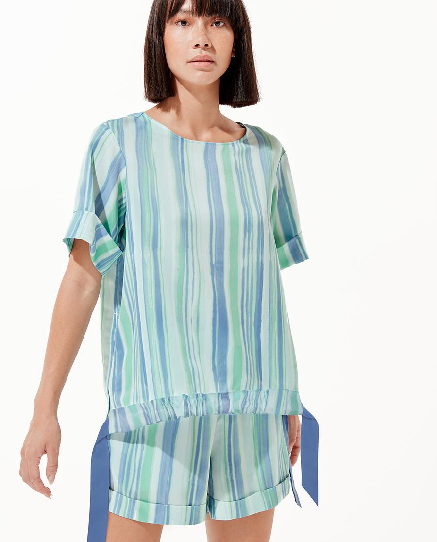 AIMER NYC睡衣|爱慕NYCTHEIA特伊亚短裤AN470