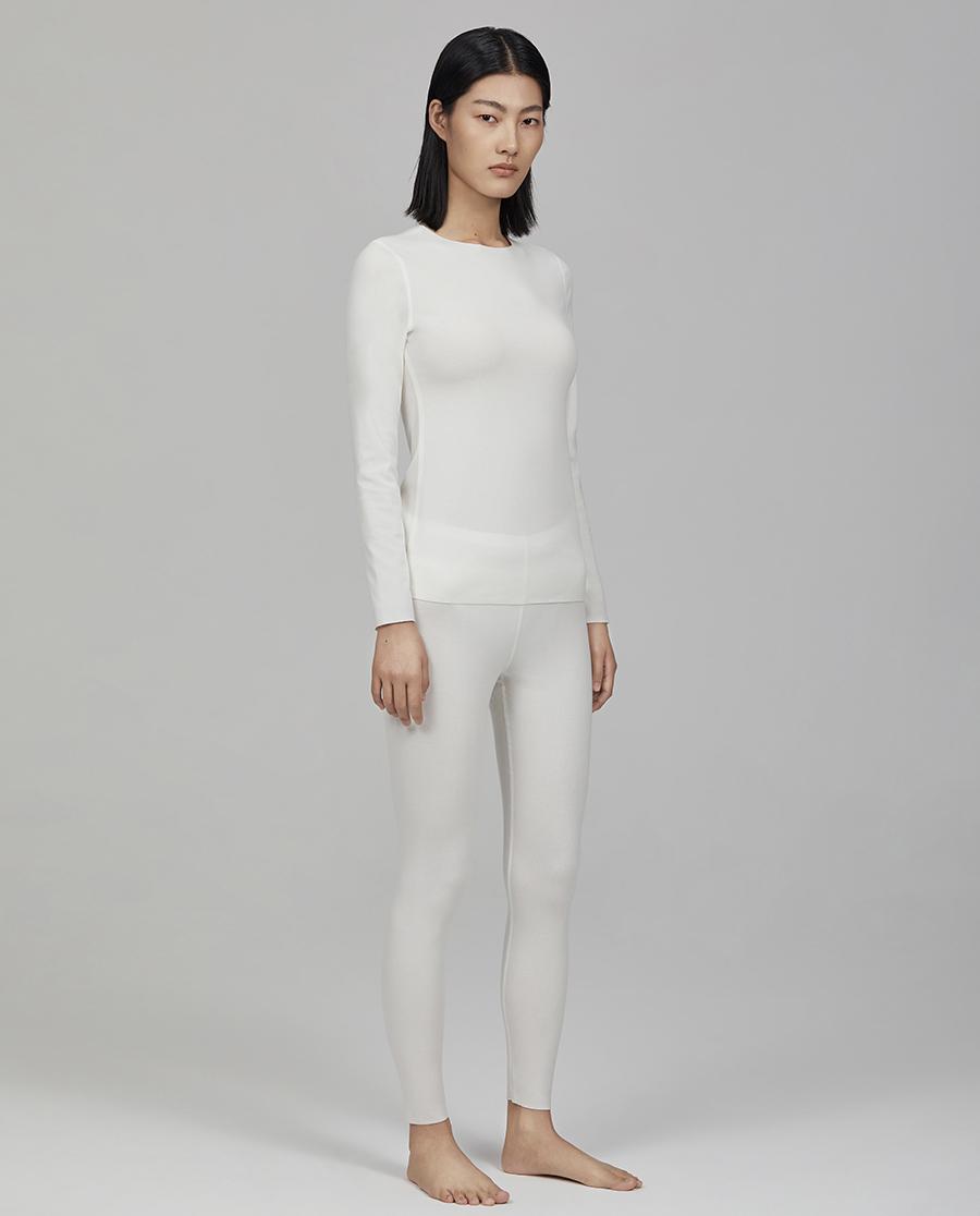 Aimer CHUANG保暖|爱慕·CHUANG包容系列棉长袖女上衣C