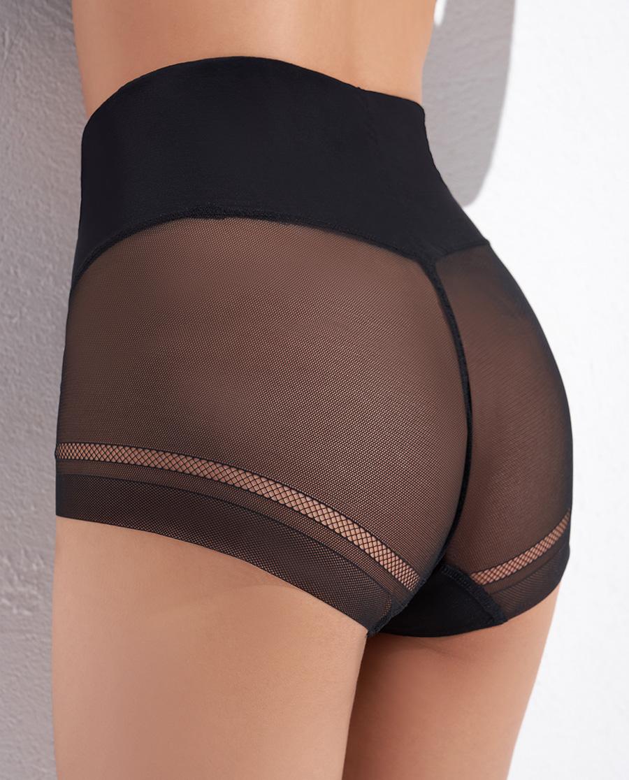 IMIS美体|爱美丽I-BRA高腰轻塑平角裤IM37B
