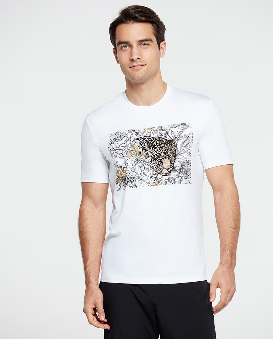 Aimer Men睡衣|爱慕先生 21SS限量创意T恤 NS81