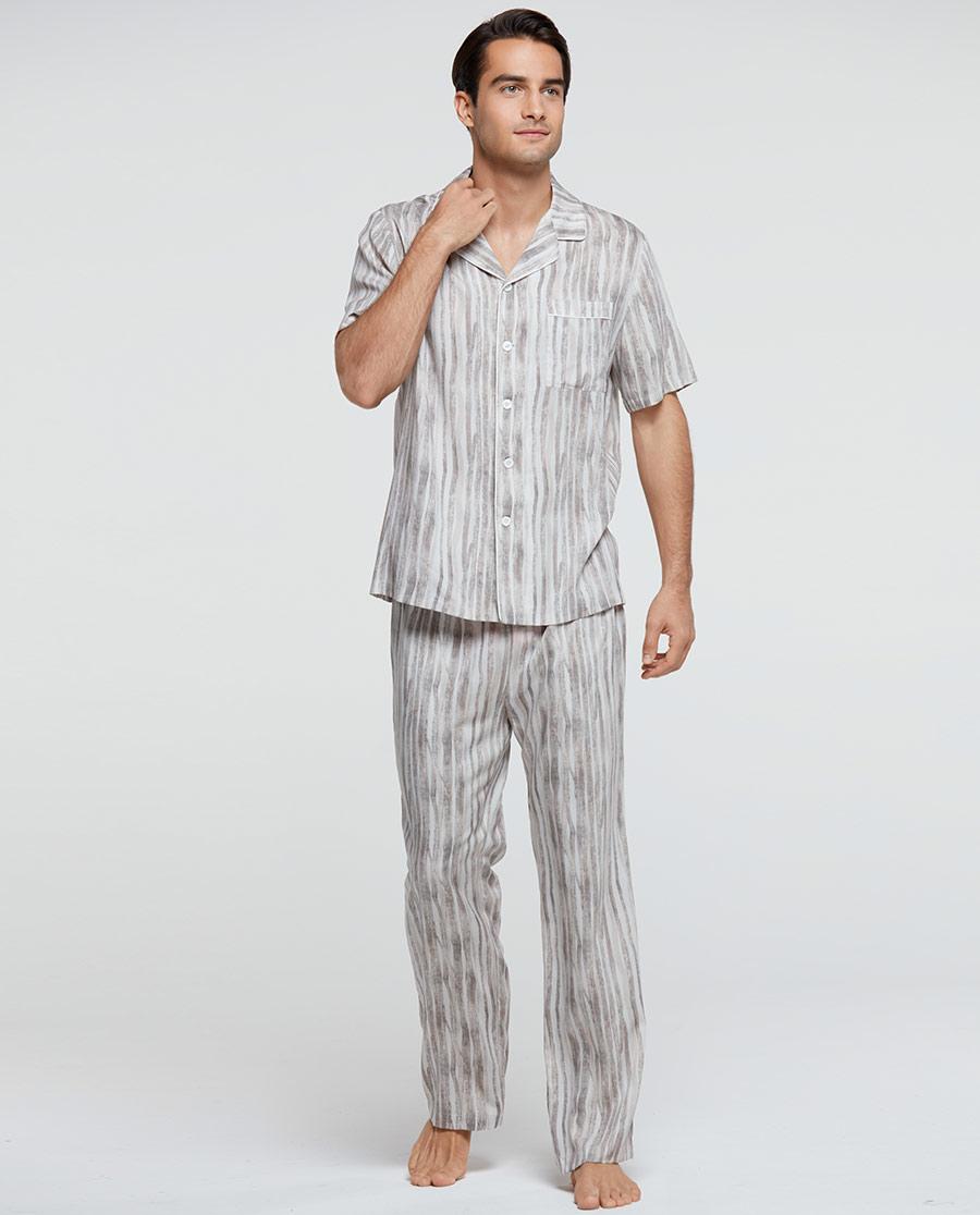 Aimer Men睡衣|爱慕先生 21SS茶香须臾 NS42E1