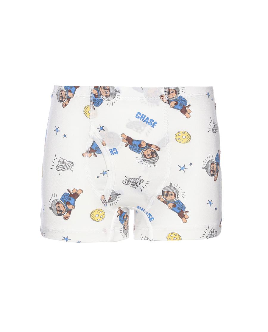 Aimer Kids内裤|爱慕儿童天使小裤MODAL汪汪队男孩太空
