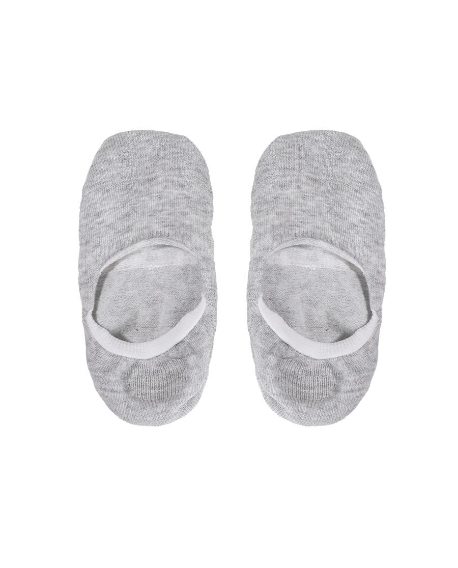Aimer Kids袜子|爱慕儿童21SS袜子女孩硅胶后跟船袜AK