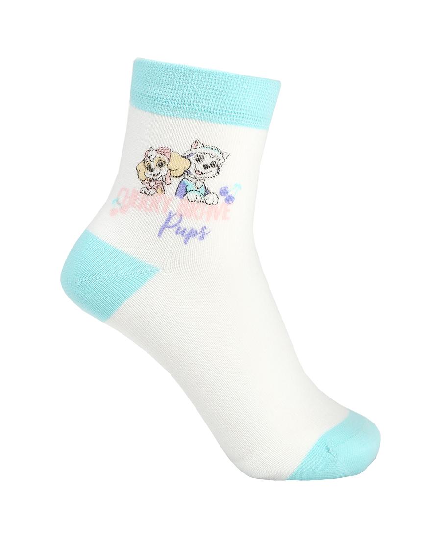 Aimer Kids袜子|爱慕儿童汪汪队21SS袜子女孩珠珠天天短
