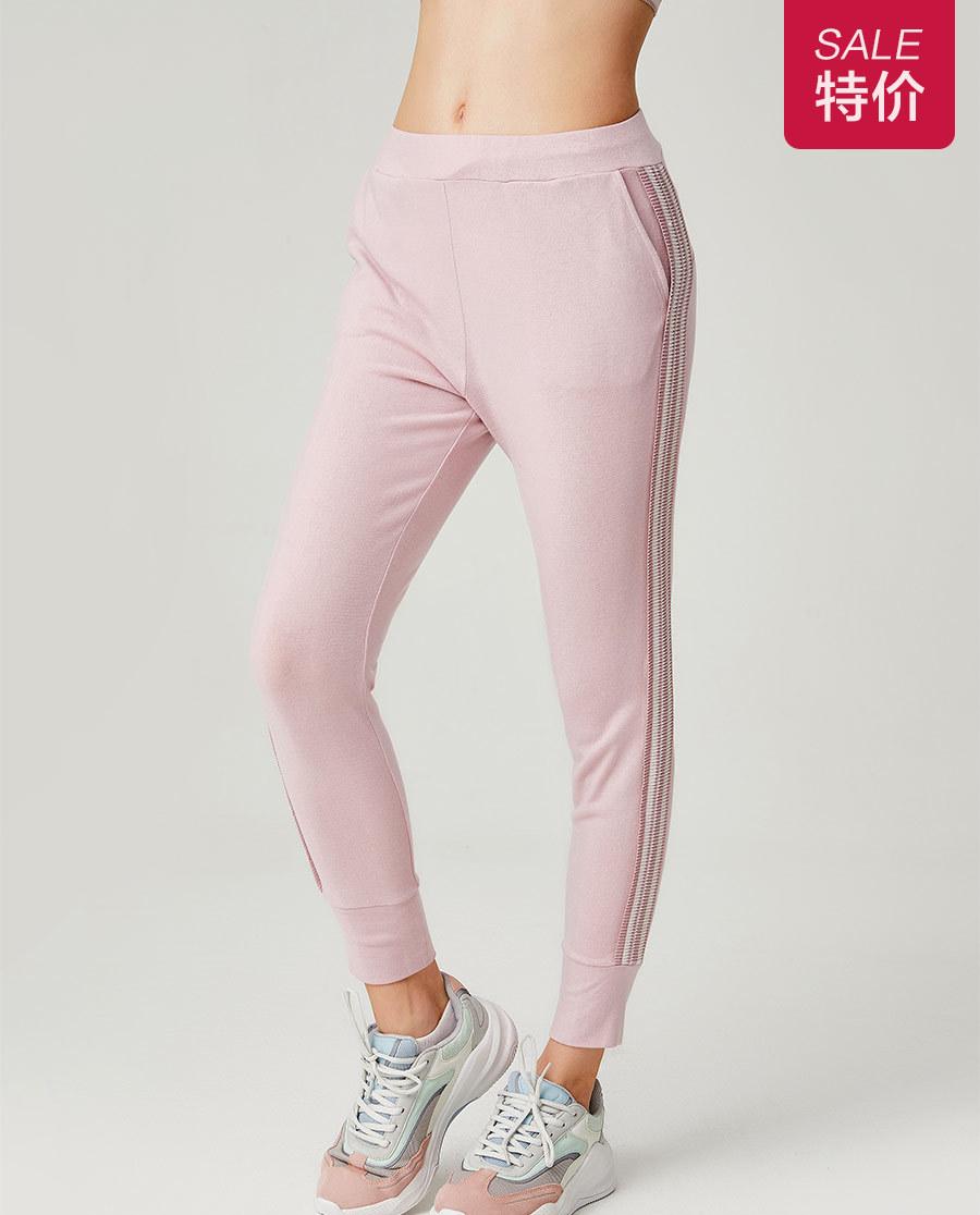 Aimer Sports运动装|爱慕运动心灵瑜伽II收口休闲长裤AS153G52