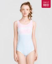 爱美丽泳衣少女时代无托连体泳衣IM68CMA1