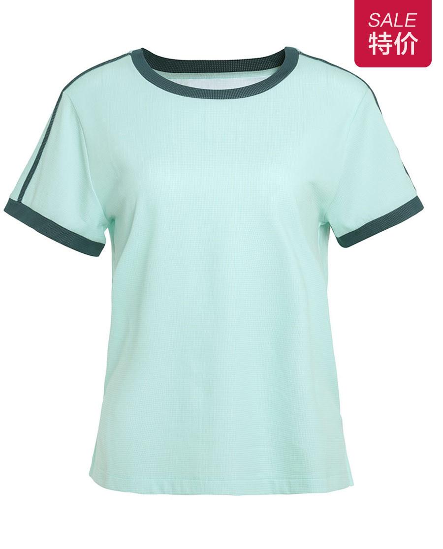 Aimer Sports运动装|爱慕运动iMOVE跑步短袖上衣AS143G31