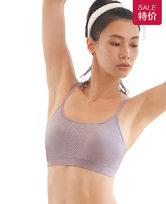 爱慕运动优美瑜伽低强度细肩带背心式文胸AS116G82