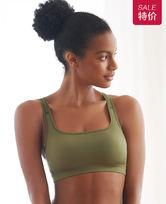 爱慕运动美颜瑜伽低强度美背背心式文胸AS116J12