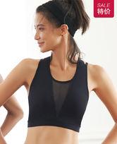 爱慕运动美颜瑜伽低强度背心式文胸AS116J11
