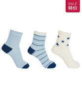 爱慕儿童20AW袜子男孩童袜三件包AK2944572